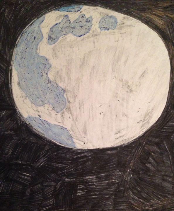 Moon - Ayeisha Allen