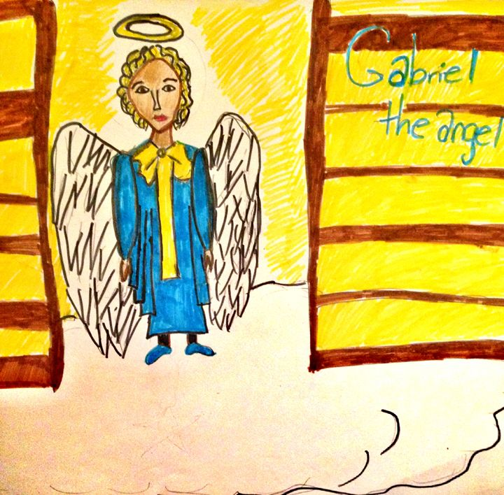 Angel - Ayeisha Allen