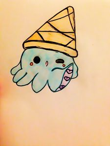 Ice Cream split - Ayeisha Allen