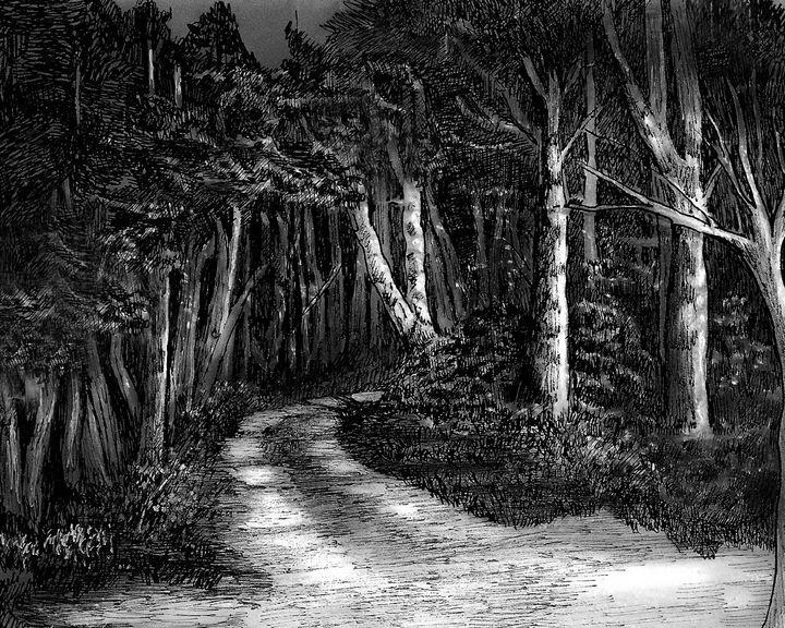 Follow the Path - Mary Lou Foley