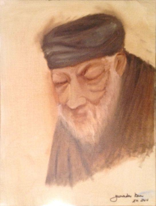 Old man - Gurwinder