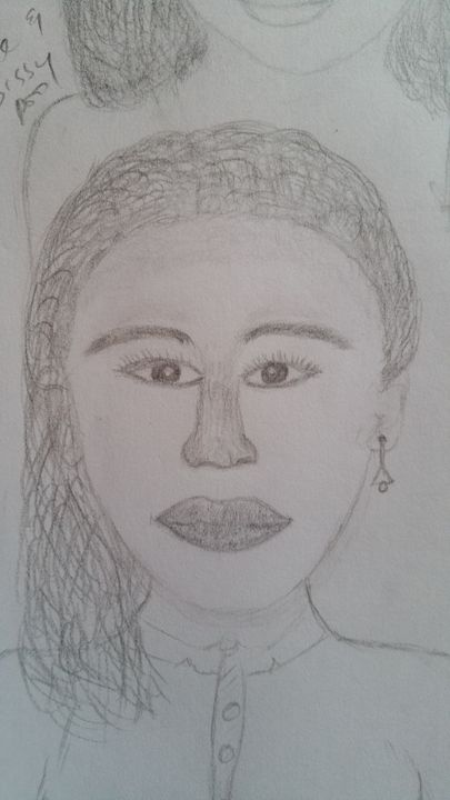 Girl1 - Sally Art