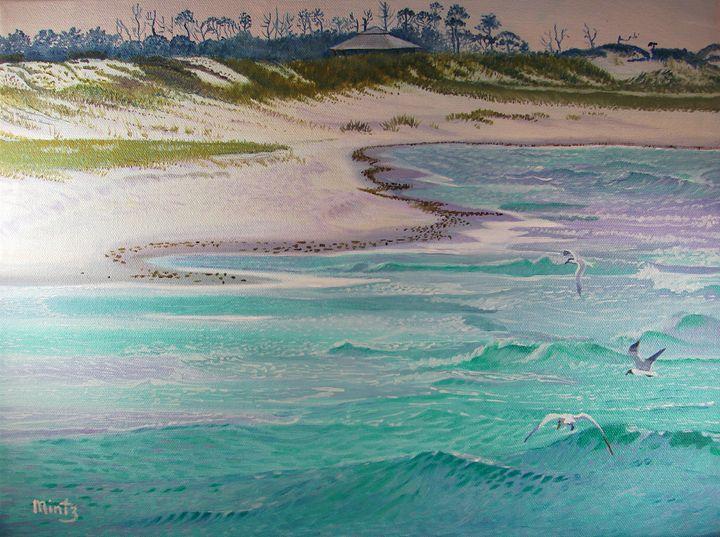 Emerald Waters - Alan Mintz Gallery