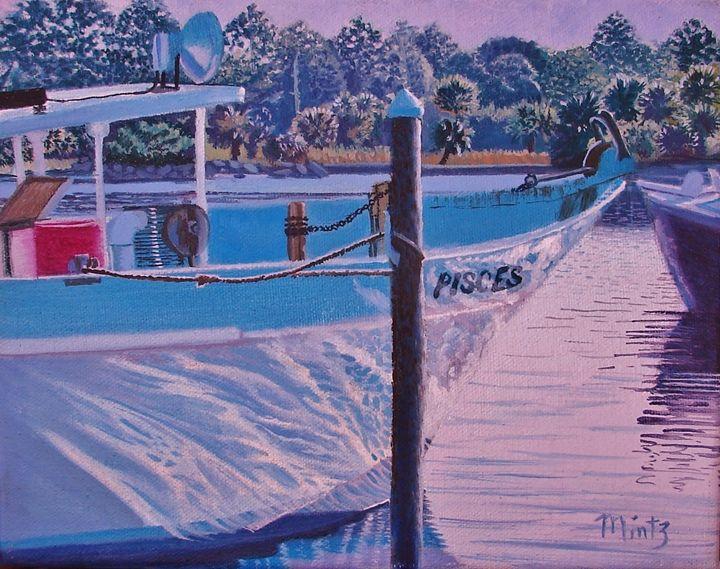 Pisces - Alan Mintz Gallery