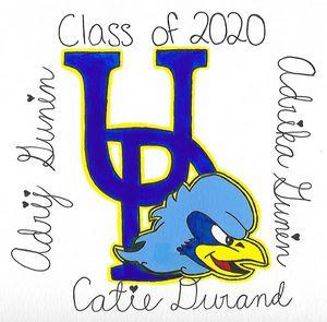 UD Logo With Signature
