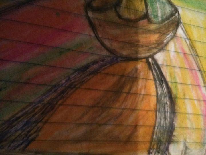 Sketch-In-The-Raw, Carlene Buchanan - JA-Cantour