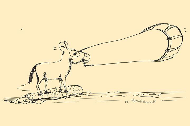 Kitesurfing Donkey PB - MarcoFelix