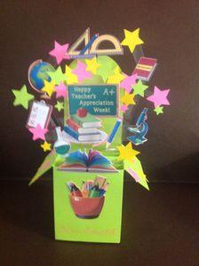 Teacher's Appreciation Bouquet Box