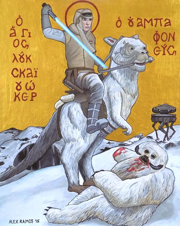 St. Luke, Wampa Slayer - Alex Ramos