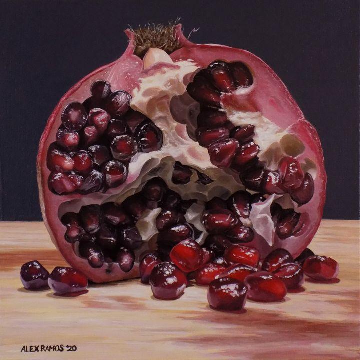 Pomegranate - Alex Ramos