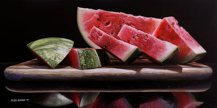 Watermelon #2 - Alex Ramos