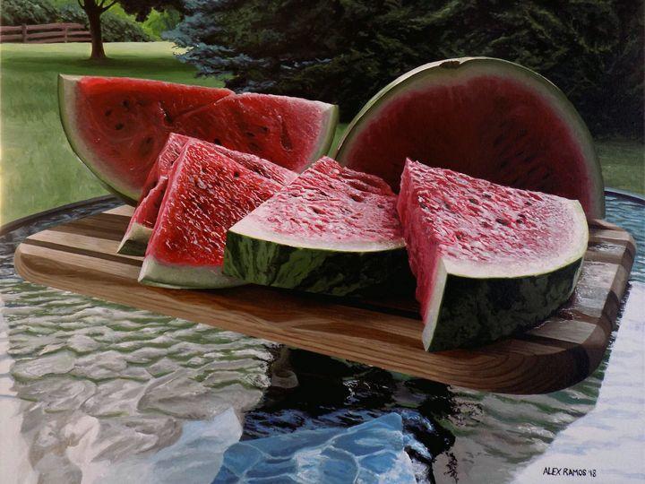 Watermelon #1 - Alex Ramos