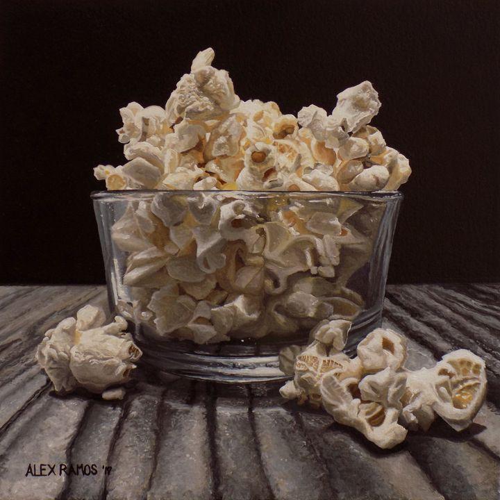 Movie Snack - Alex Ramos