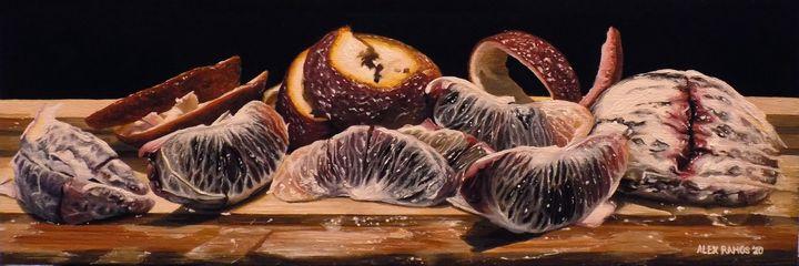 Blood Oranges - Alex Ramos