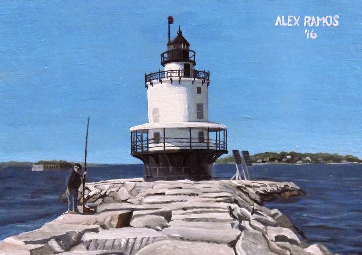 Spring Point Ledge Lighthouse - Alex Ramos