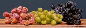 Tricolor Grape Medley