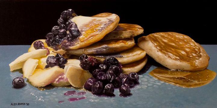 Silver Dollar Pancake Breakfast - Alex Ramos