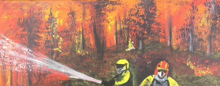 Fire Fighters - Creativekookie
