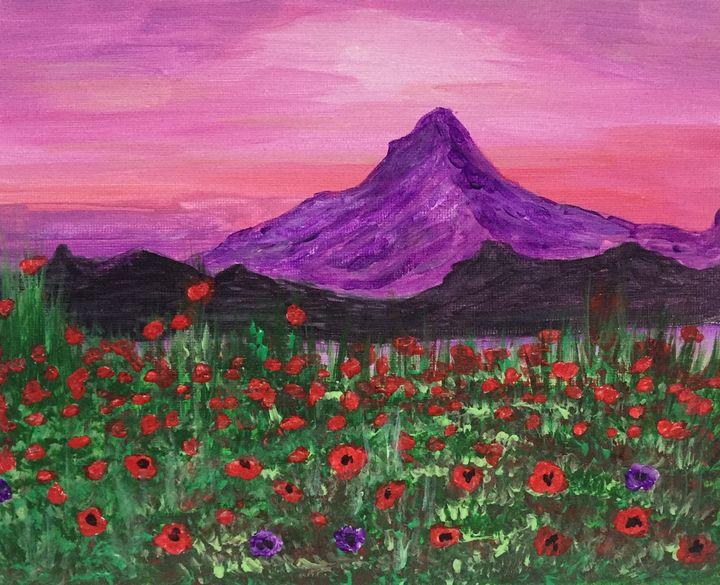 Poppy Fields - Creativekookie