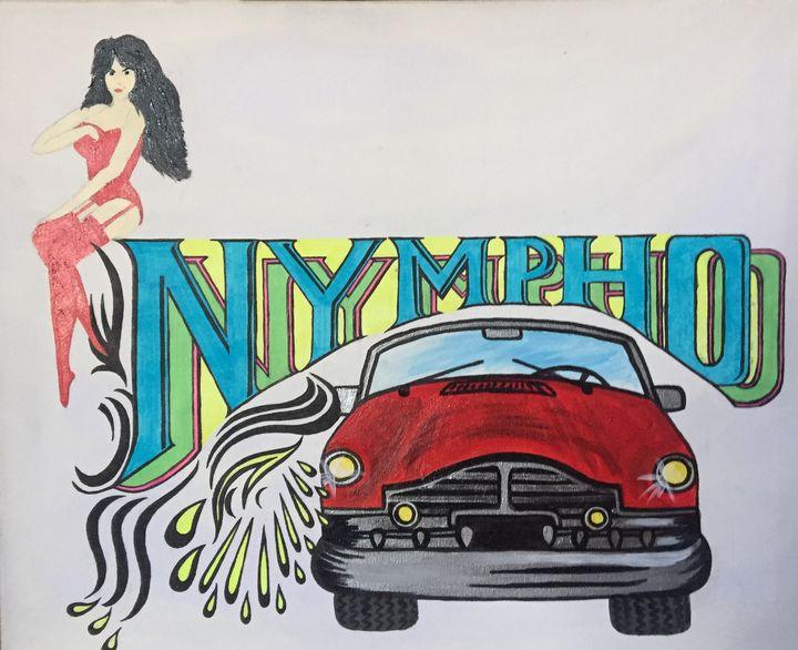 Nympho - Creativekookie