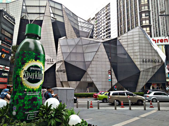 Bukit Bintang Kuala Lumpur - Photography