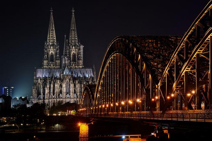 Cologne Cathedral / Kölner Dom - Christian Mueller