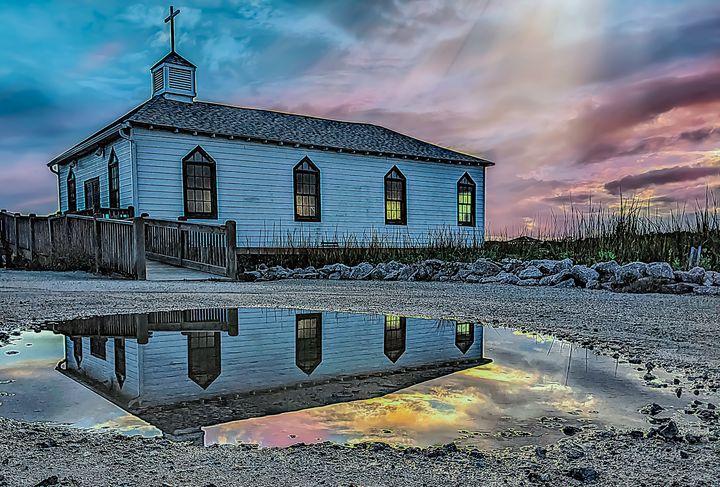Sunday sunset - Billy Douglas Images