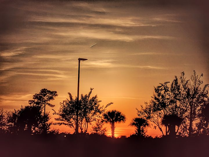 Sunset from target - Billy Douglas Images