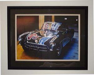 Las Vegas Corvette