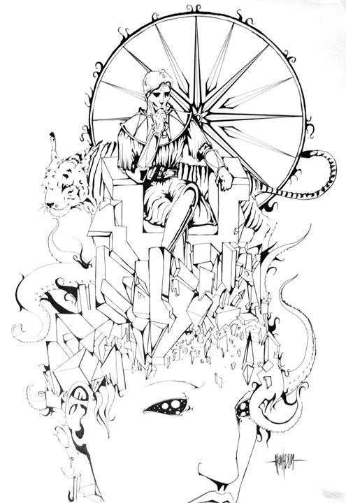 King of Kings - Thom-Dim's Comic Artwork