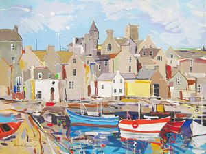Lerwick. United Kingdom
