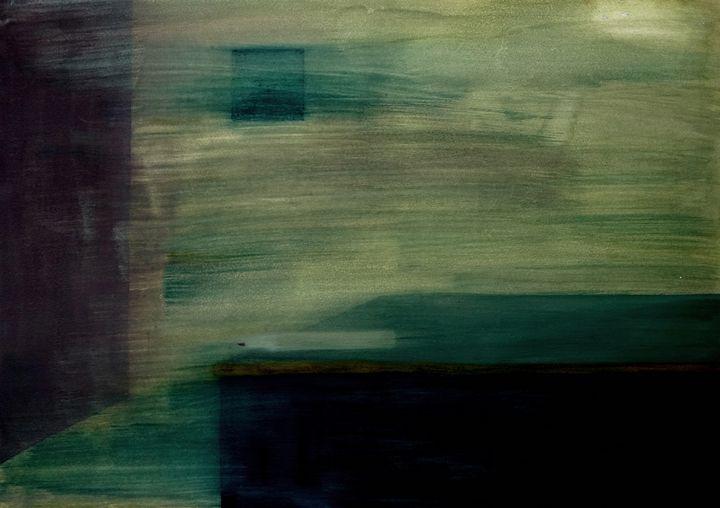 Cloudy Still Life 9 - Yenny Kimna