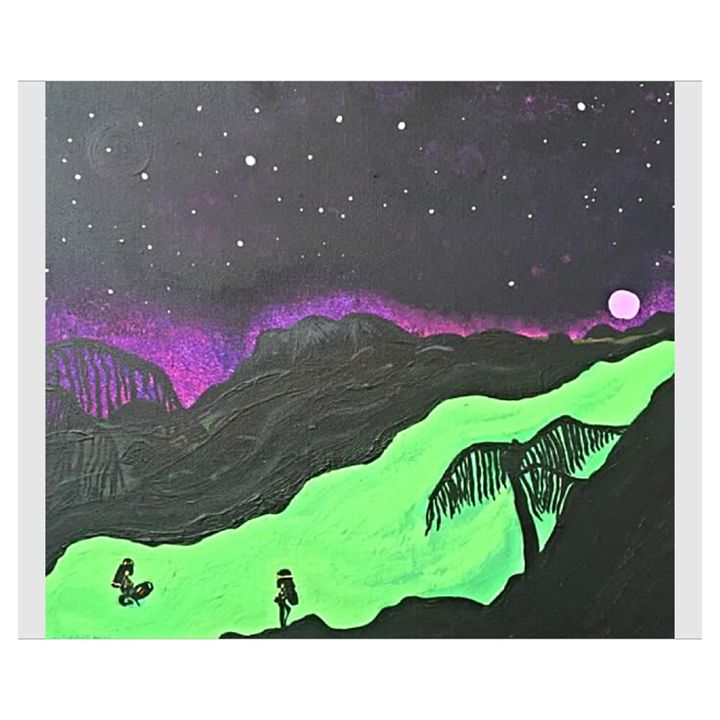 Acrylic Painting - Acrylic Paintings