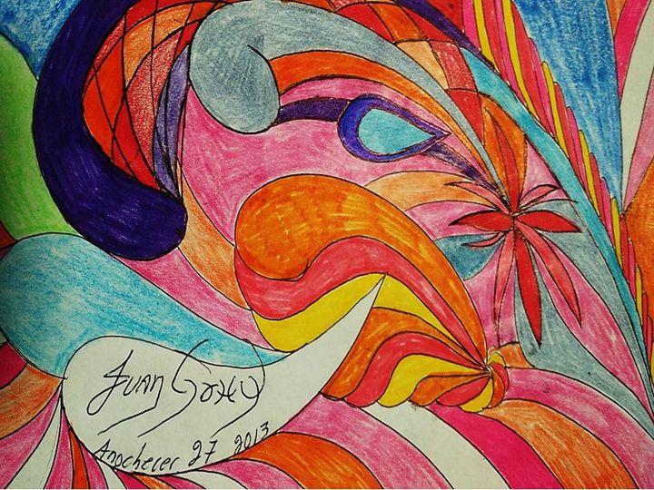 ANOCHECER 27 - JUAN GOMY