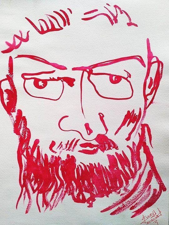 RETRATO UNO - JUAN GOMY
