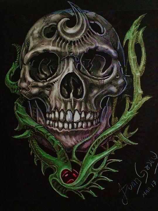 LA BELLA MUERTE - JUAN GOMY