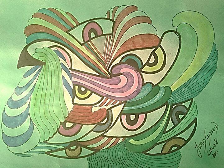 LLENA 8 - JUAN GOMY