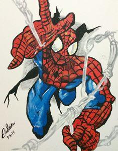 Spider 3 d