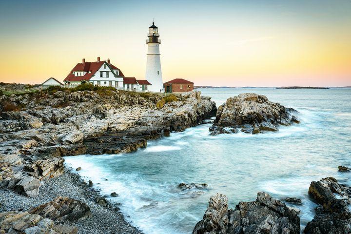 Portland Head Lighthouse Maine - Christopher Paul