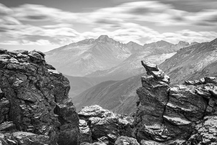Longs Peak Rocky Mountain Colorado - Christopher Paul