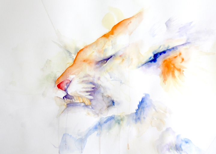 Here Kitty - Lisandra Noboa