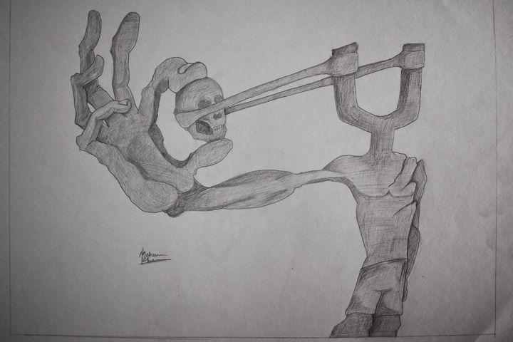 Illustration art - Ain arts & craft