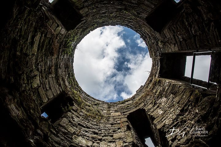Beaumaris Castle 3 - David Gardner Photography