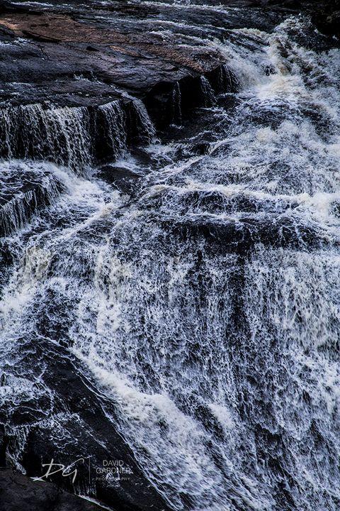 Reedy Falls - David Gardner Photography