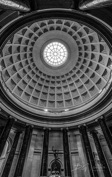 West Wing Rotunda - David Gardner Photography