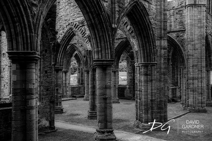 Tintern Abbey 1 - David Gardner Photography