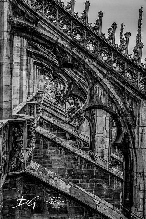 Duomo di Milano 4 - David Gardner Photography