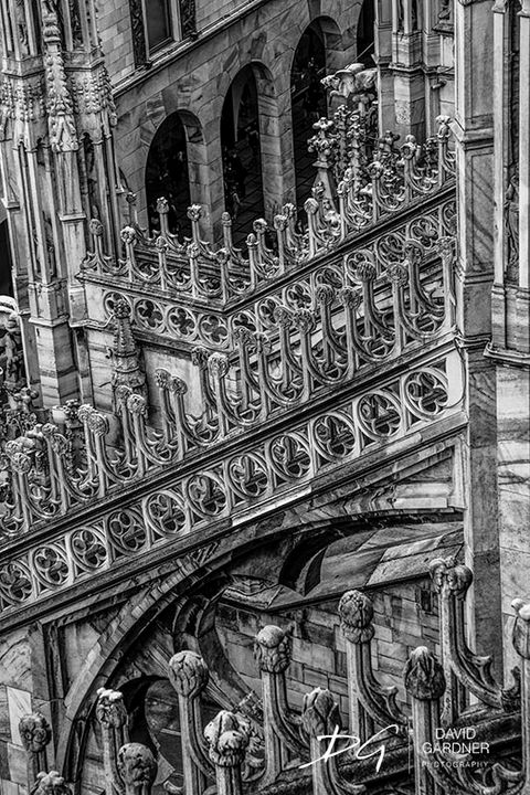 Duomo di Milano 6 - David Gardner Photography