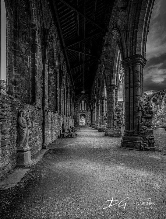 Tintern Abbey 3 - David Gardner Photography