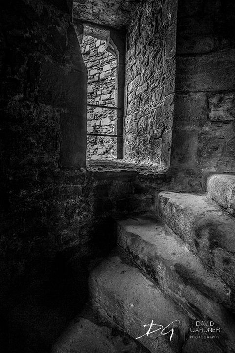 Beaumaris Castle 1 - David Gardner Photography